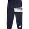 Thom browne | knits | classic sweatpant with engineered 4-bar stripe