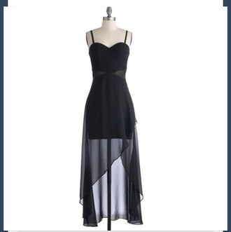 dress black prom dress little black dress prom dress high-low dresses cut out dress