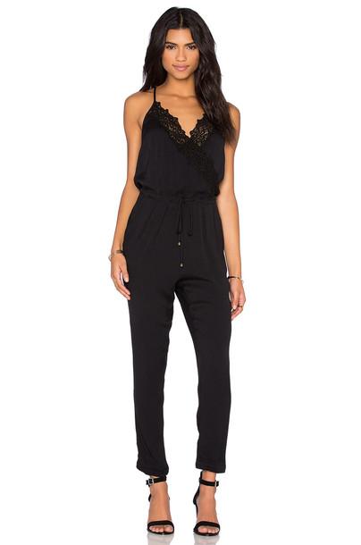 Heartloom jumpsuit black