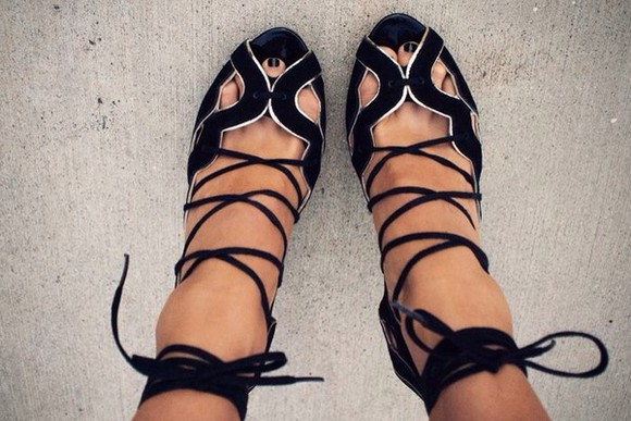 shoes laced up lace up black silver laced up heels black heels black stilettos