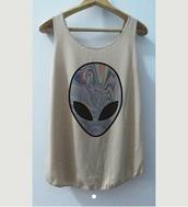 alien,aliens grunge,alien shirt