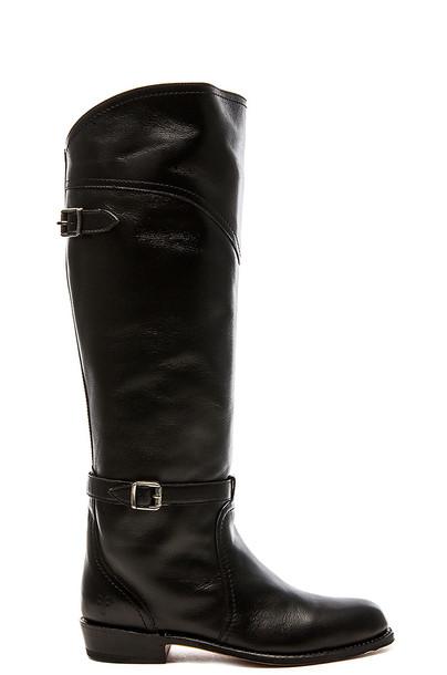 Frye boot classic black