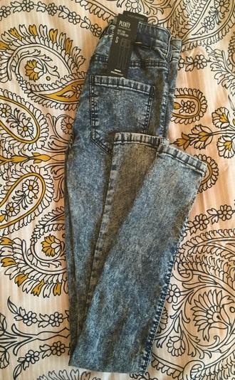 jeans blue blue jeans blue acid dr denim jeans denim jeggings plenty acid jeans acid acid wash jeans high waited jeans