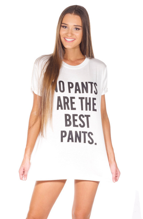 Yonce Quot No Pants Are The Best Pants Quot T Shirt Glamzelle