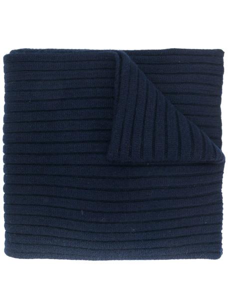 Joseph women scarf blue
