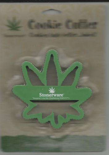 Stonerware Marijuana Pot Leaf Cookie Cutter | eBay