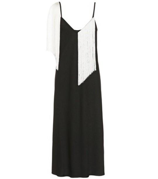 ellery dress sleeveless dress sleeveless black