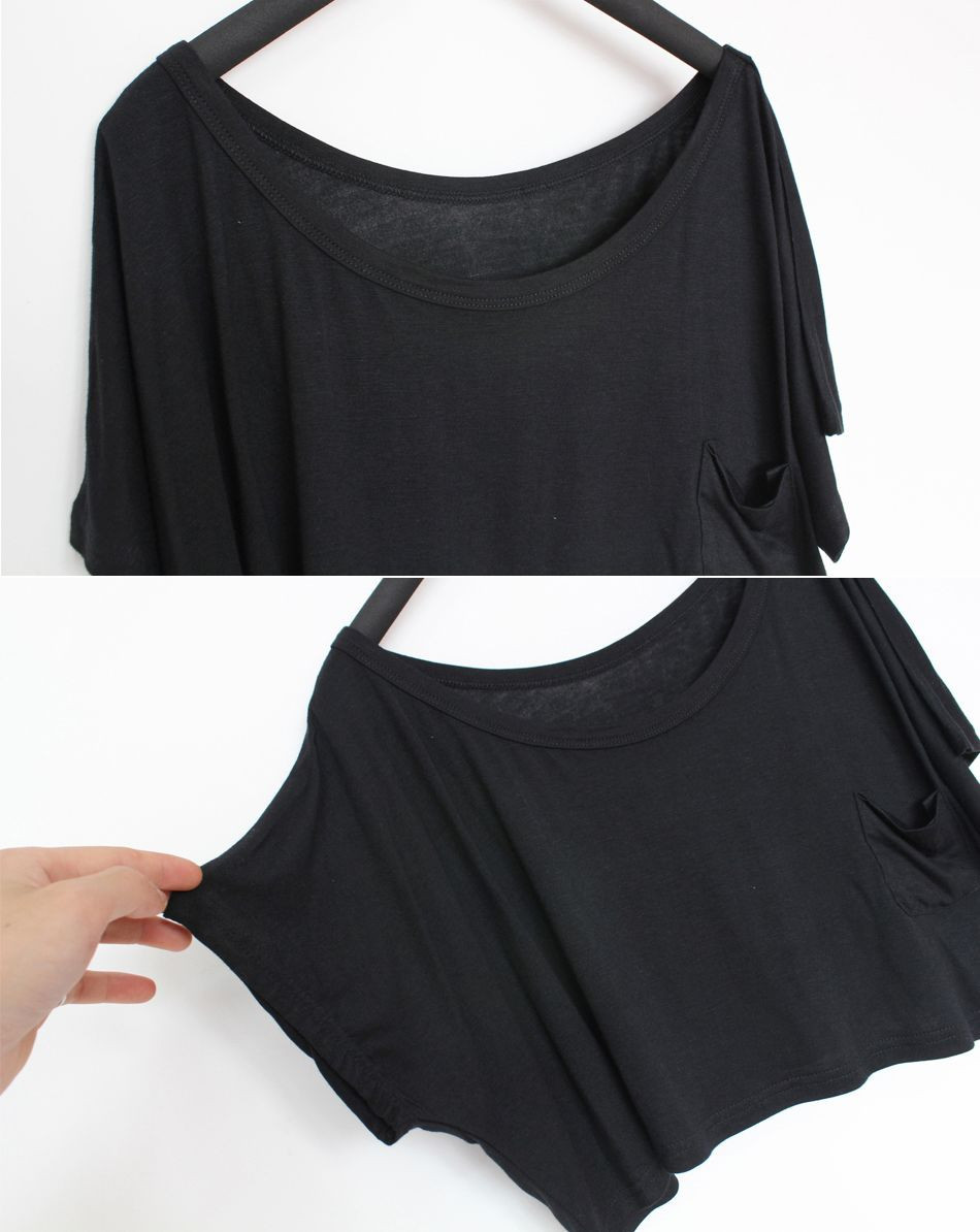 crop tops for summer  t shirt new fashion 2014 free size cropped blouse american apparel haoduoyi perfume 212 you-in T-Shirts from Apparel & Accessories on Aliexpress.com