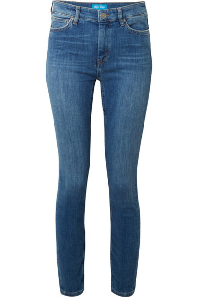 jeans skinny jeans denim high
