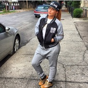 pants,shoes,jacket,hat,gigi hadid,brooklyn,pop off,bgc11,badddddd