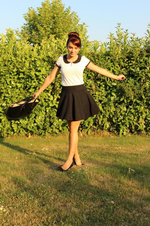 Sweet Round Skirt - OASAP.com