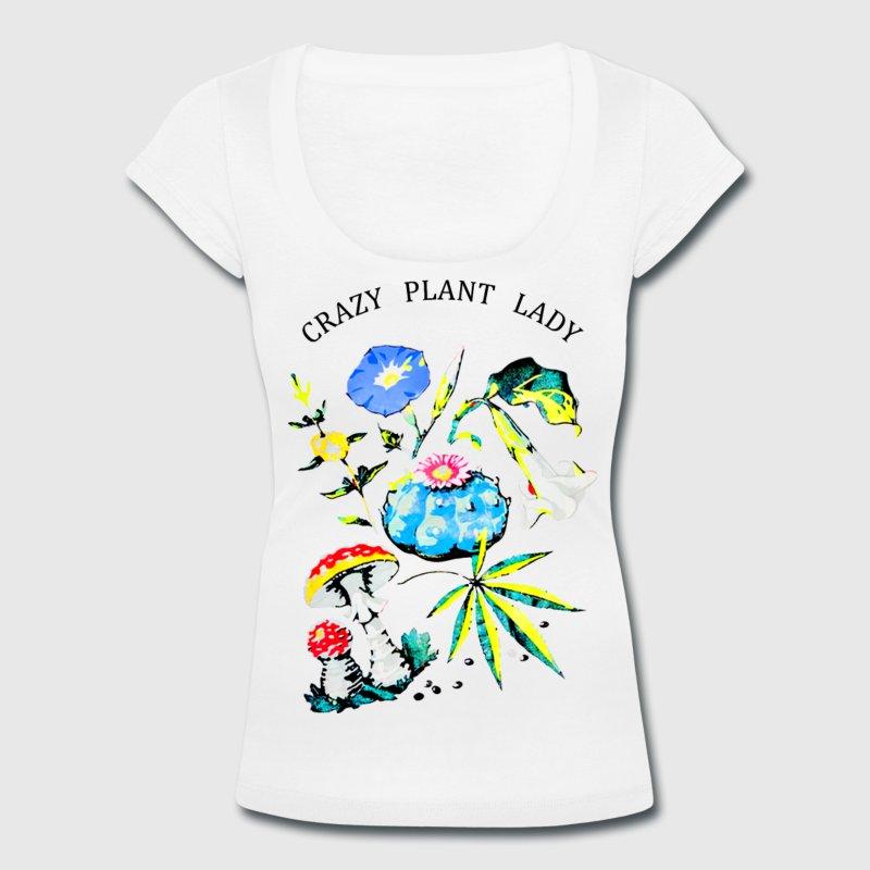 Plant - CrazyPlantLady Flower Best Seller T-Shirt   Spreadshirt