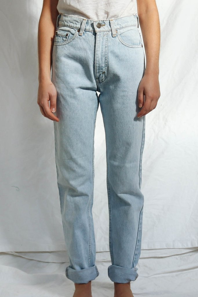 Vintage Levi's Denim Jeans // J013