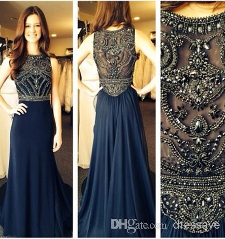 2014 Robe De Soiree Prom Dresse New Cheap Prom Dresses | Buy Wholesale On Line Direct from China