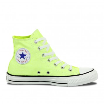Chuck Taylor All Star Hi Washed Neon
