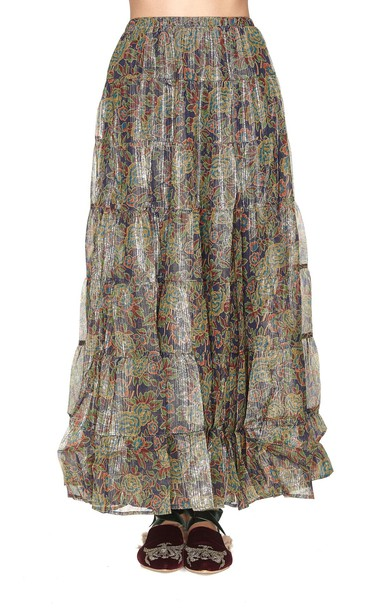 skirt multicolor
