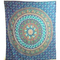 Printed wall hanging mandala tapestry - handicrunch.com
