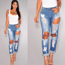 Womens Ripped Jeans Uk - Xtellar Jeans