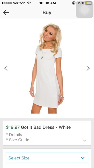 dress white dress party dress party party outfits college fashion toast fashion vibe fashion is a playground cute cute dress white quote on it fashion fall outfits summer summer dress summer outfits statement necklace accessories