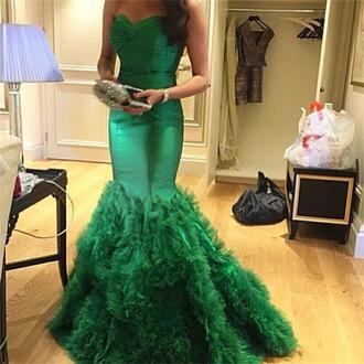 dress emerald green evening dresses mermaid evening dresses plus size evening dresses sexy evening dresses arabic evening dresses middle east formal party dresses 2016 runway evening dresses celebrity style