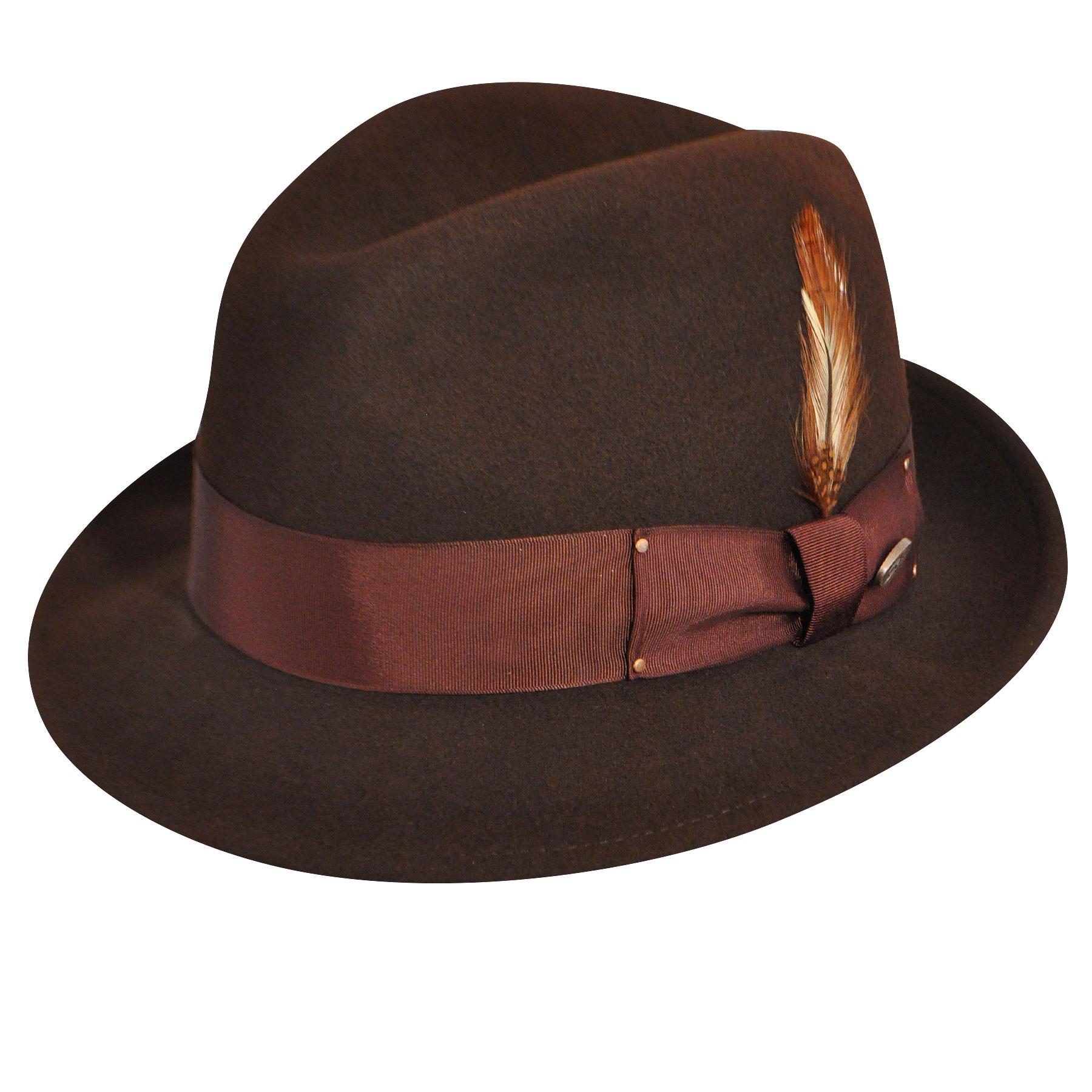 6cd80ea409c57 Bailey of Hollywood Tino Fedora - hats.com