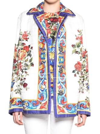 jacket multicolor