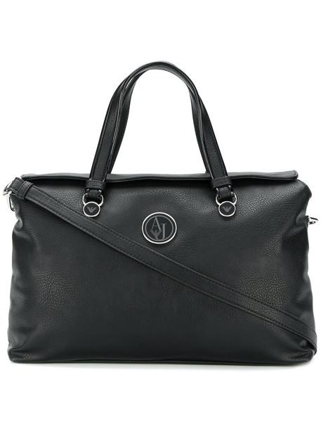 ARMANI JEANS women black bag