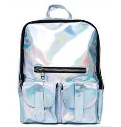 Online Shop Promotion!!!2014 Hologram Backpack Hologram Shoulder Message Bag Daily Backpack Street Bag Free Shipping |Aliexpress Mobile
