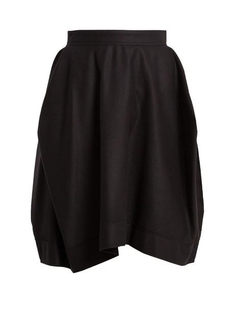 Vivienne Westwood Anglomania skirt wool black
