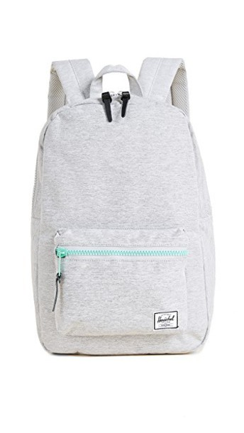Herschel supply Co. backpack light grey bag