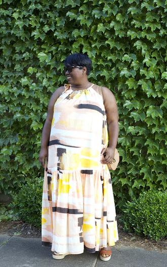 dress plus size dress plus size maxi dress curvy plus size maxi dress long dress sandals summer summer dress summer outfits