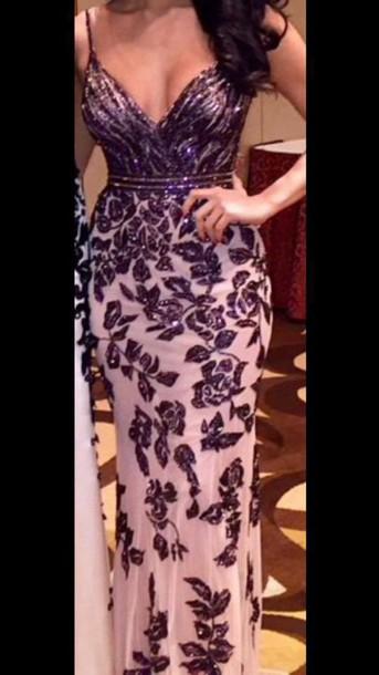 dress prom dress pageant dress gown straps dress