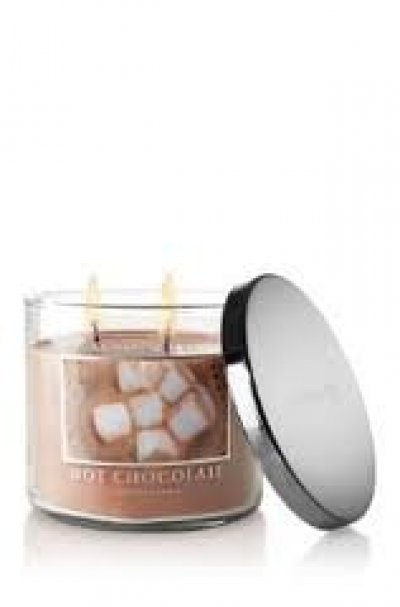 Slatkin Co Hot Chocolate Scented Candle 14.5 Oz Bath Body Works | CandlesLane Scented Candles