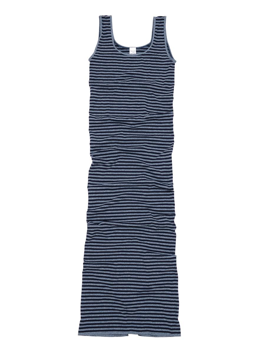 Micro Stripe Dress