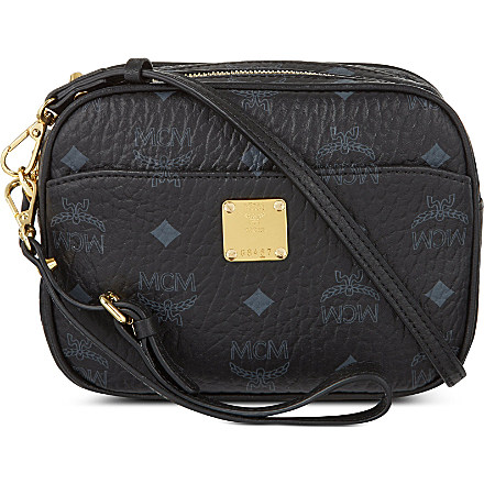 MCM - Visetos cross-body bag | Selfridges.com