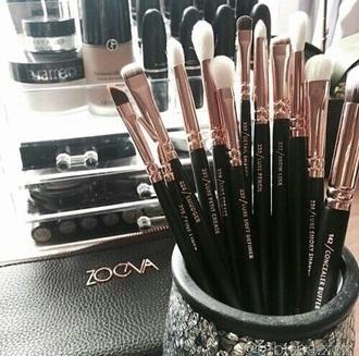 make-up makeup brushes brush black brush make-up brush black makeup brushes bamboo make up brushes rose black rosegold rose gold