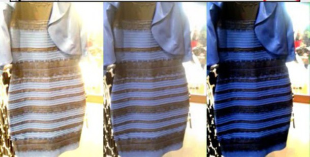 dress what color is this dress blue black dress blackandblue