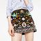 Embroidered mini skirt - skirts-woman | zara serbia