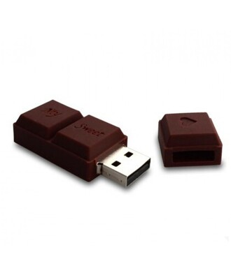 home accessory chocolate sweet heart usb flash drive it girl college diy dope gift ideas it girl shop