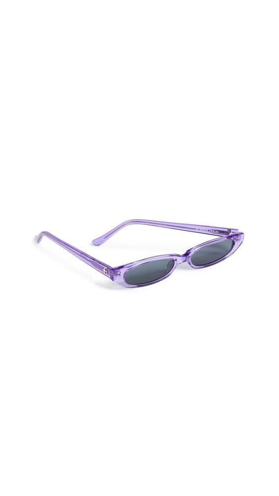 Roberi & Fraud Frances Sunglasses in purple