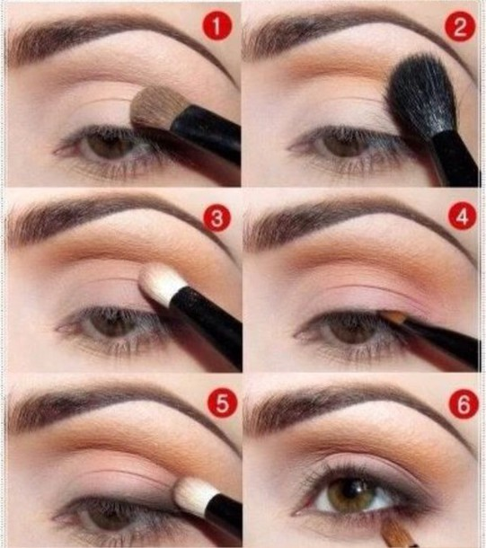 make-up natural makeup look