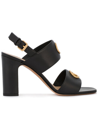 embellished sandals women embellished sandals leather black shoes