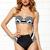 Regency Striped High-Waisted Bikini Bottom   FOREVER21 - 2031557901