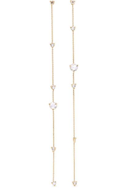 WWAKE earrings gold jewels