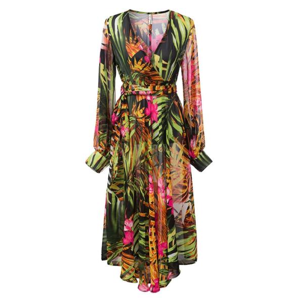 BOHO Jungle Paradise Maxi Dress – Glamzelle