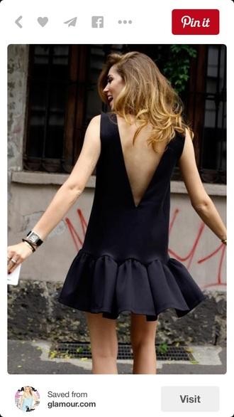 dress backless dress backless black dress black dress little black dress summer dress winter dress