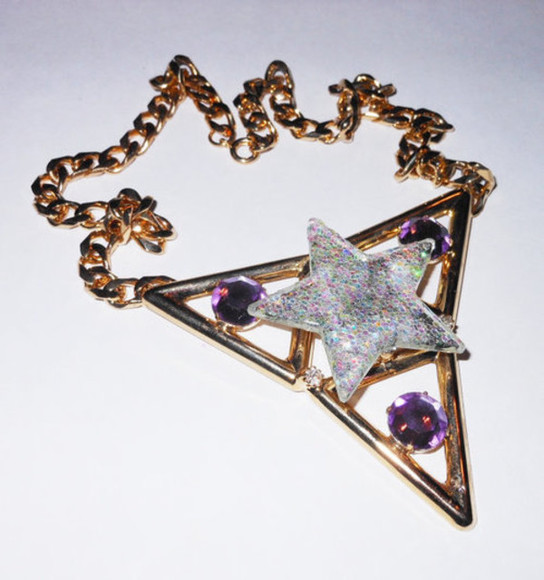 jewels chain star