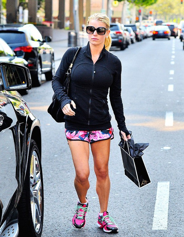 jessica simpson shorts shoes sportswear