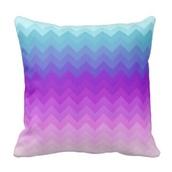 boho,bedding,multicolor,pillow,chevron,turquoise