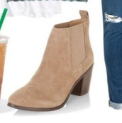 shoes,ankle boots,oatmeal cardigan